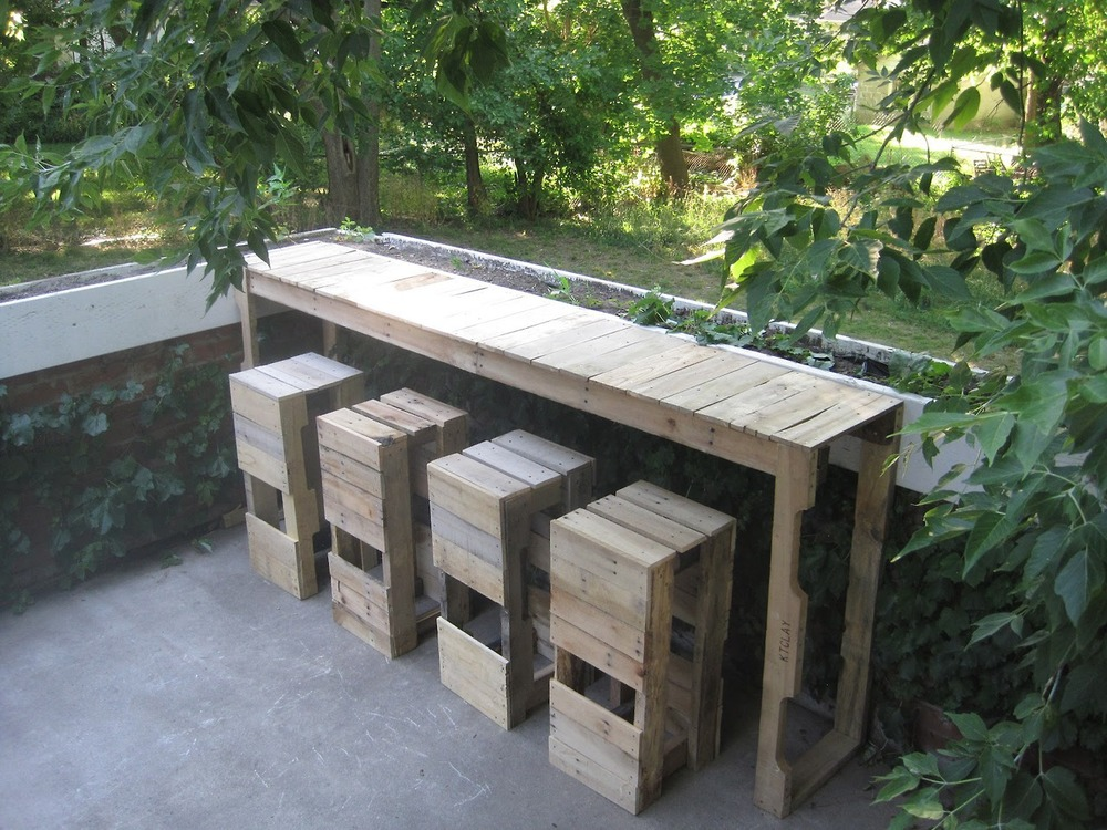 Pallet Furniture +