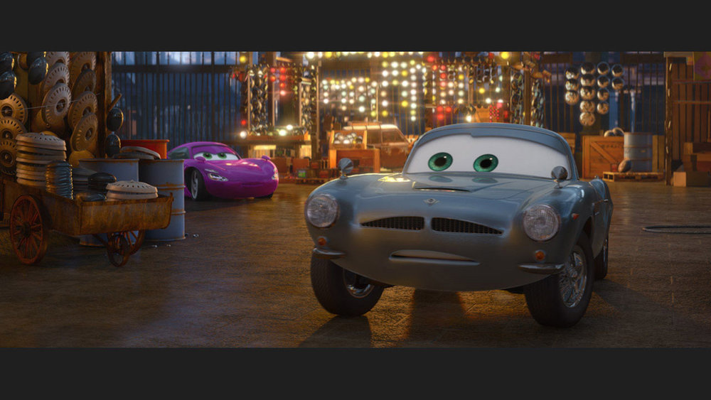 """Cars 2"" © Disney Pixar 2012"
