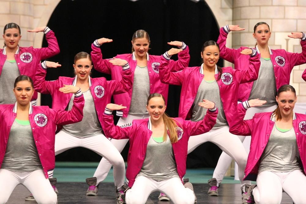 Carlsbad High School Lancer Dancers