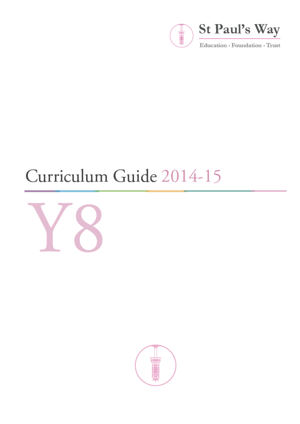 Y8 Curriculum Guide