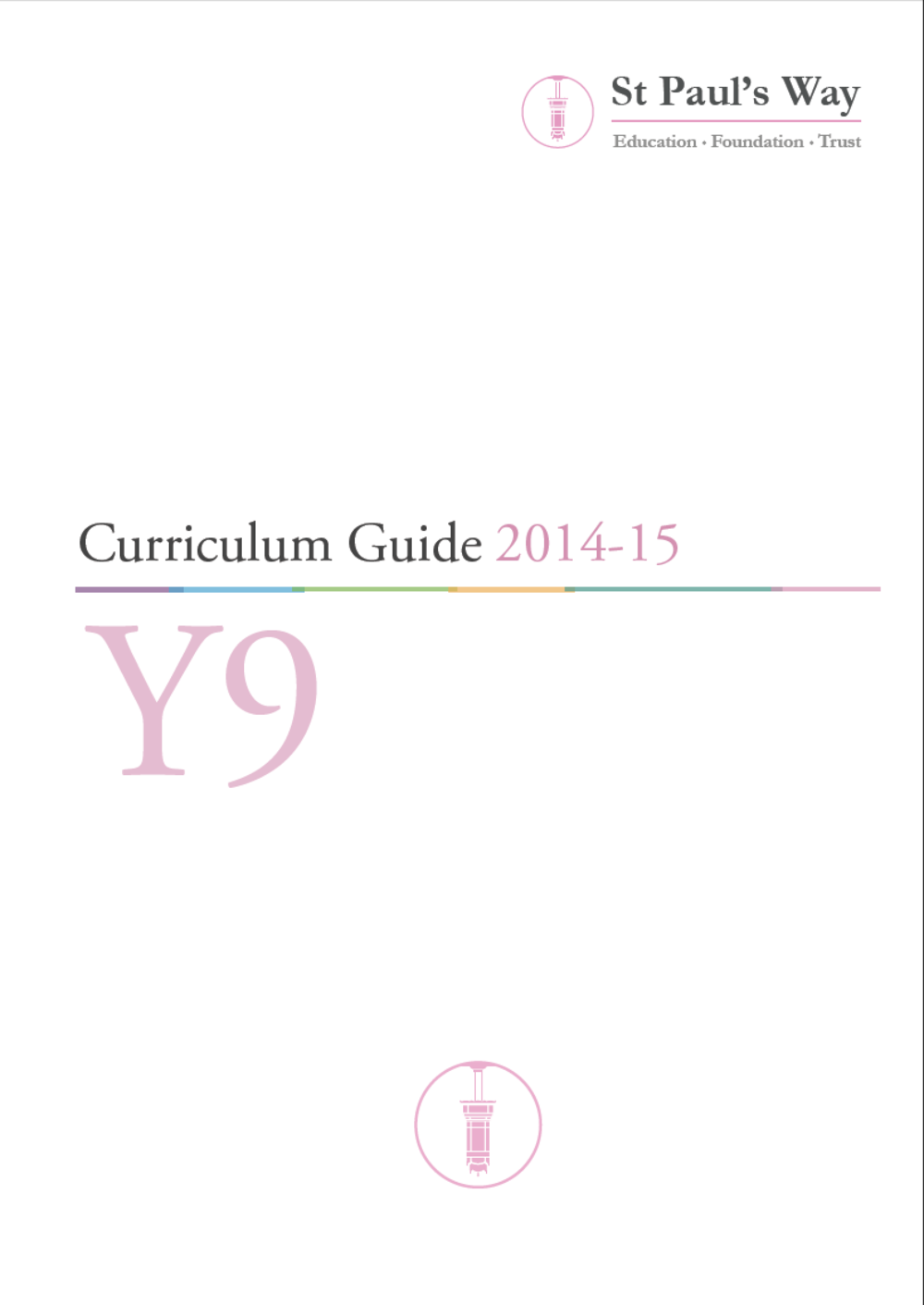Y9 Curriculum Guide