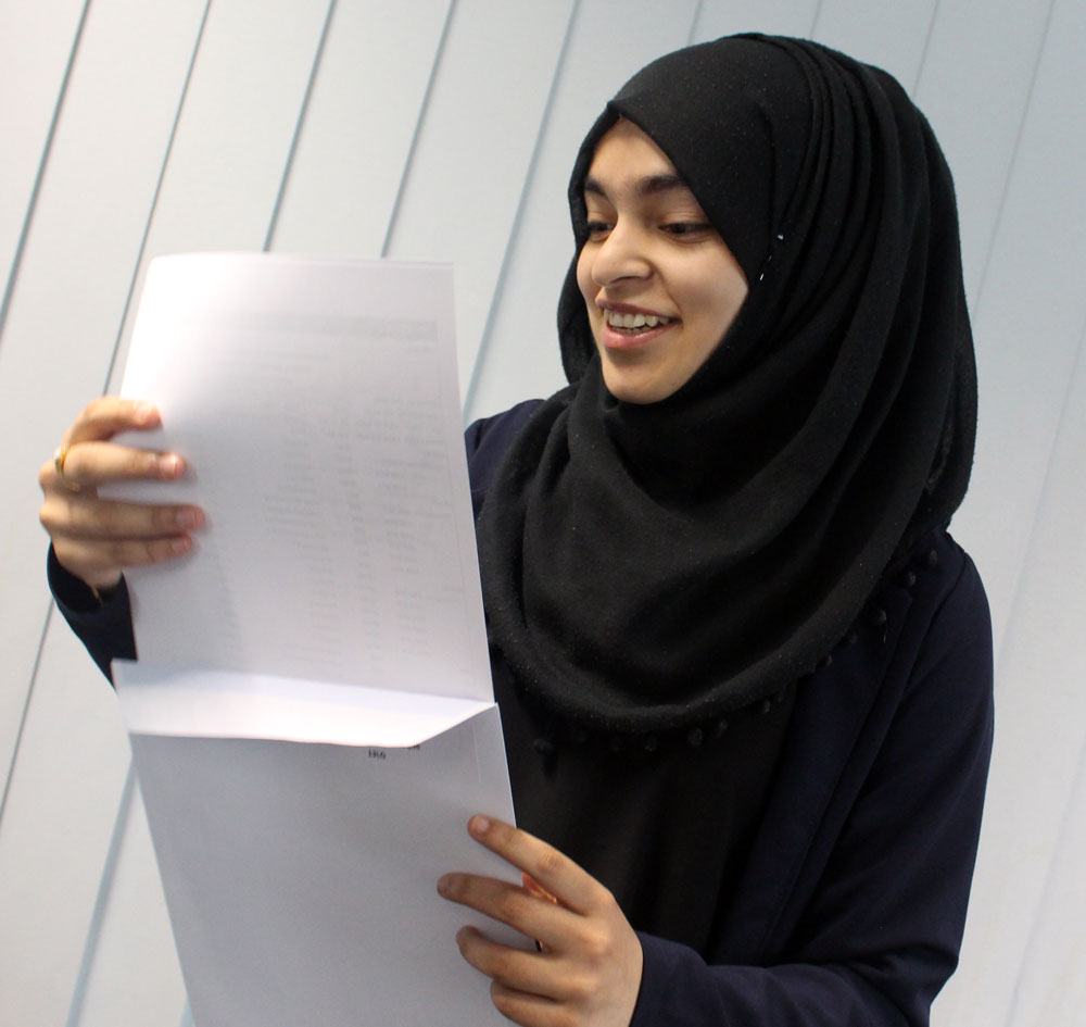 Jumana Haque  is heading to Oxford University (Lady Margaret Hall) to read Physics