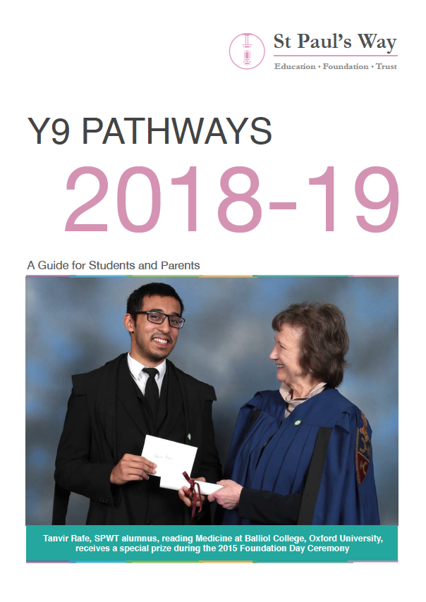 Year 9 Pathways