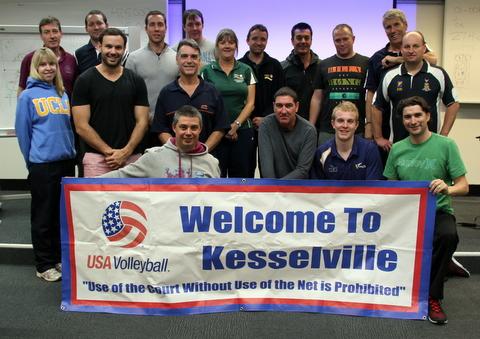 Kesselville - USA Volleyball