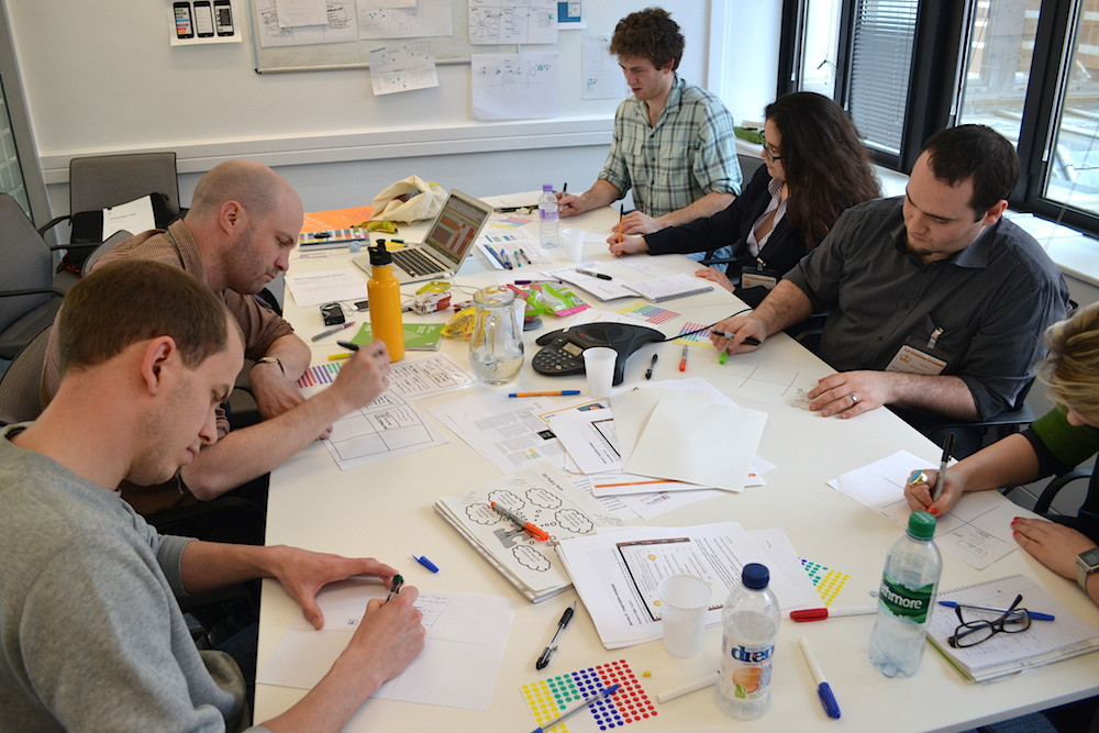 Co-design workshops