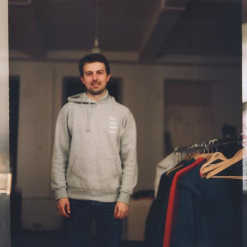 Стас Хрусталев арт-директор, партнер