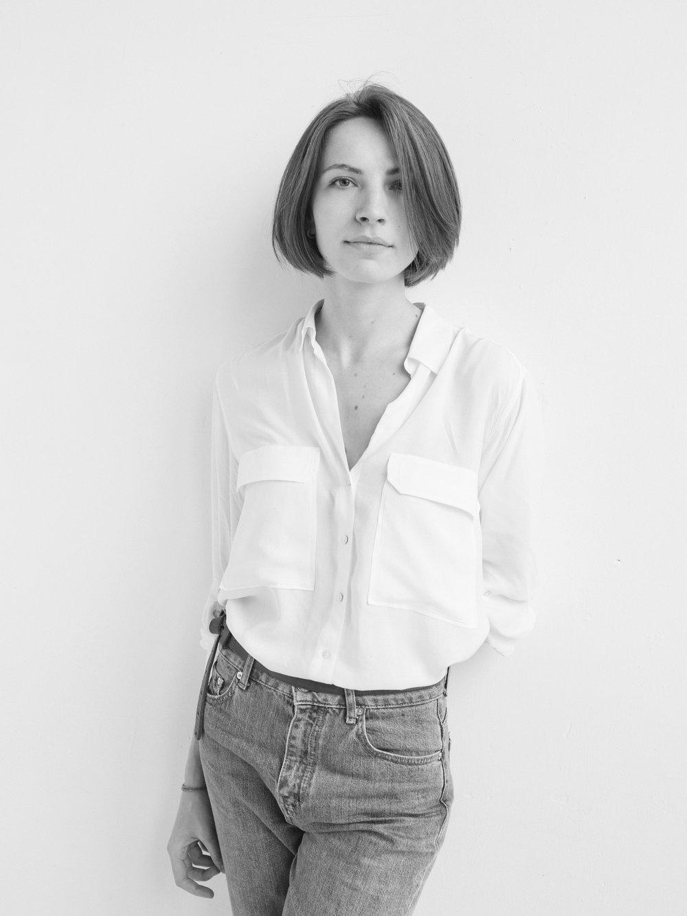 Алина Венгерская старший дизайнер