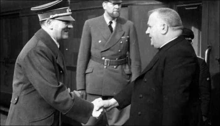 Hitler -Tiso
