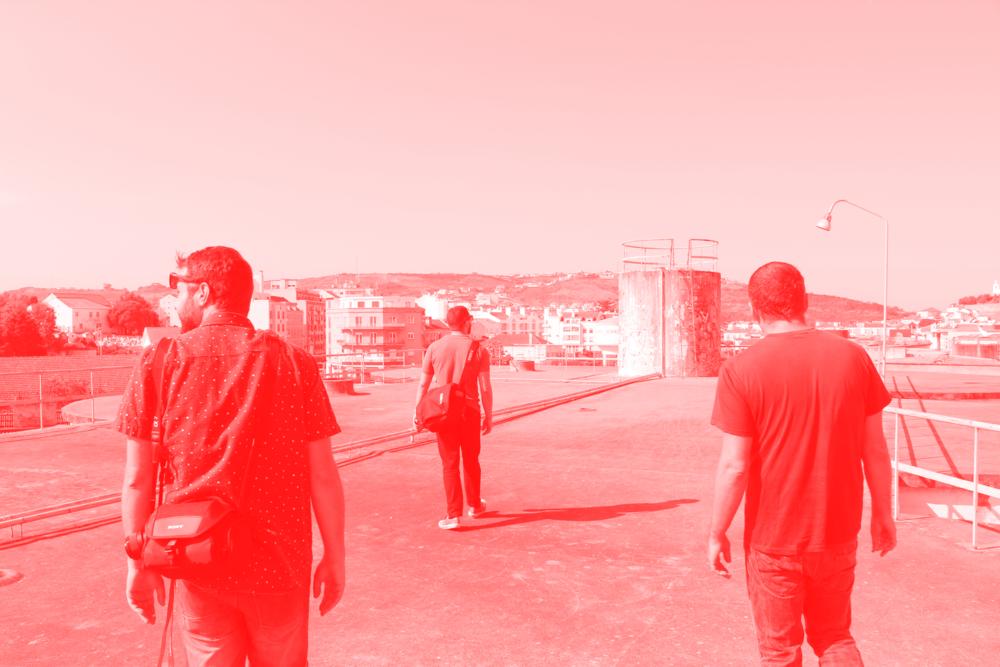 Em residência - Leonor Fonseca, Miguel Duarte e Nuno Leão já vivem Torres Vedras e Alenquer