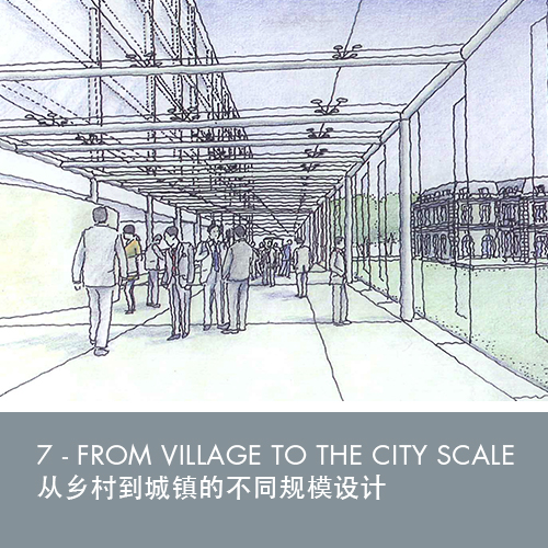 Richard Reid Village to City Scale