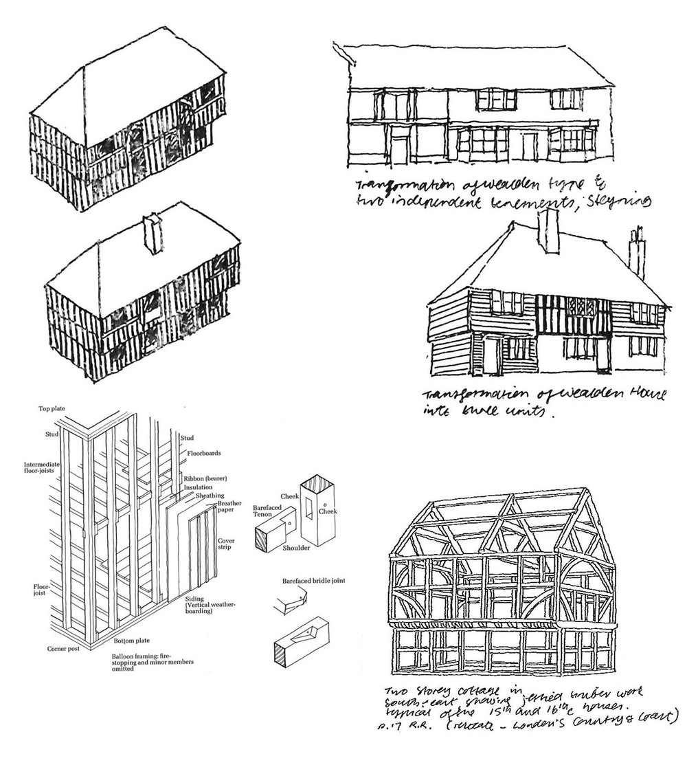 Traditional, Construction and Spatial Reference