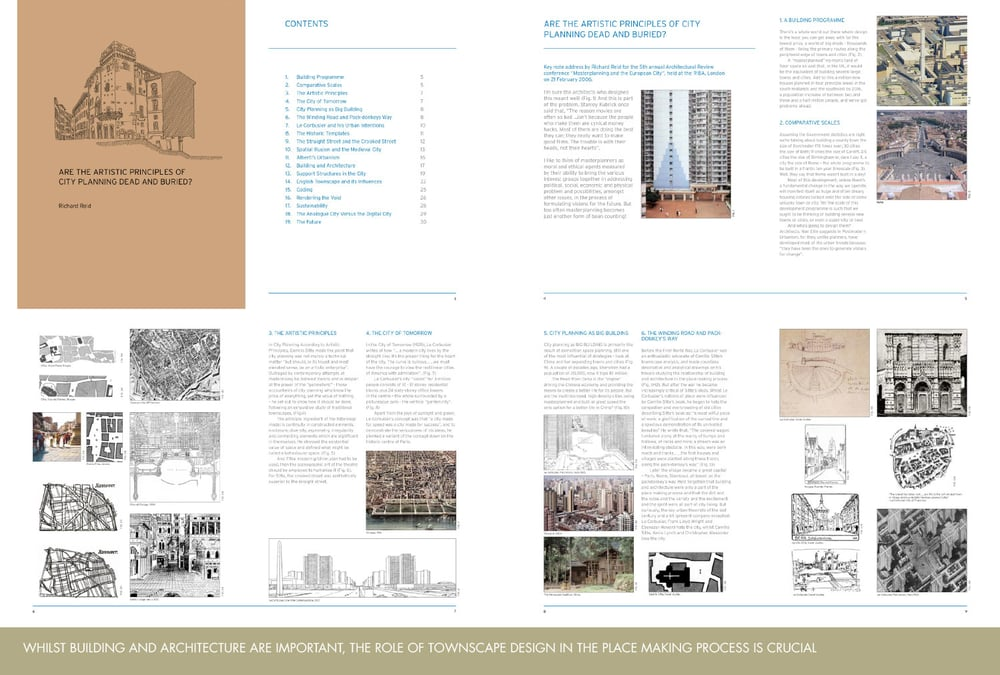 Richard Reid Associates - Architects and Town Planners