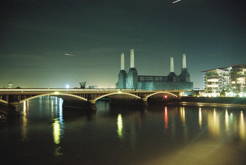 Battersea Power Station, London - 2012