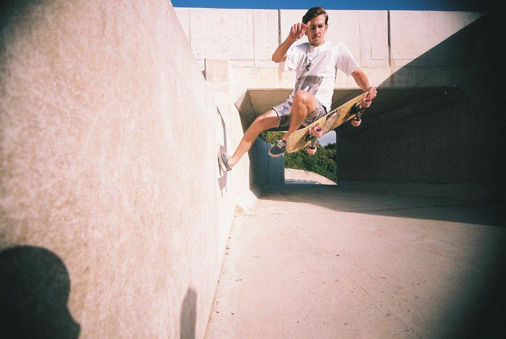 Liam - Naff Haus - Summer 14
