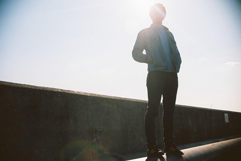 Model  - Charlie Whitney