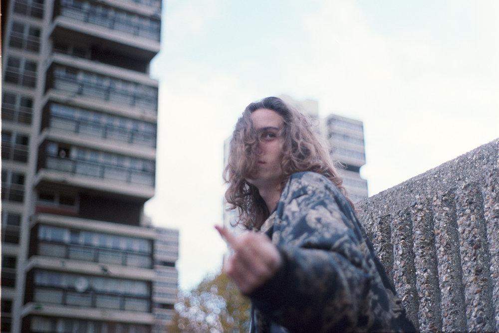 Ben (D1 Models London) - The Wild Ones