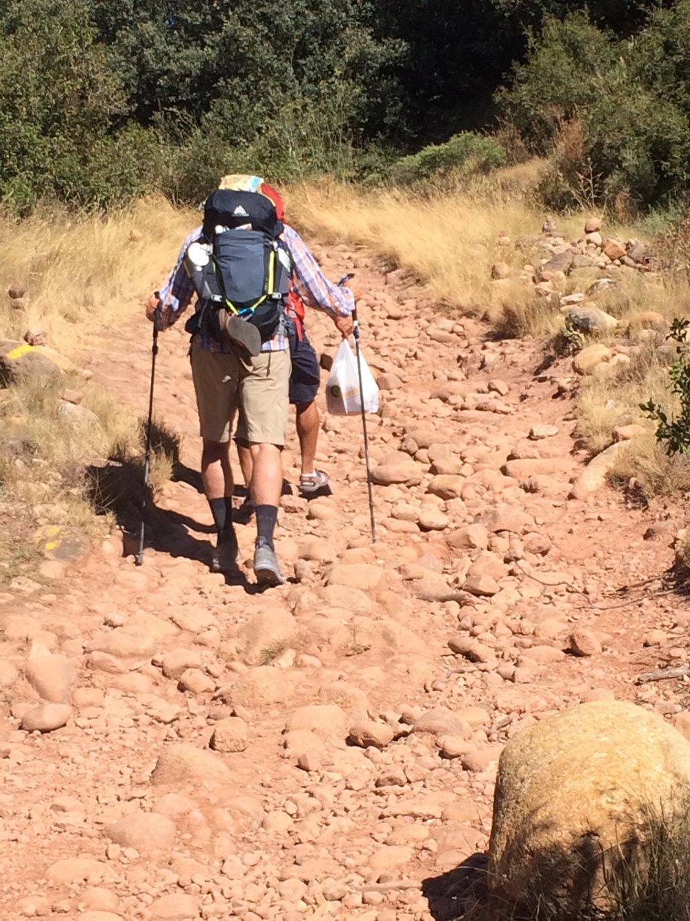 Tough Trekking