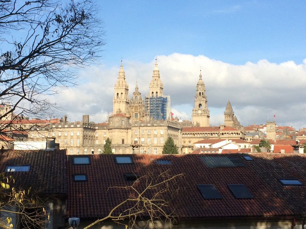 Cathedral of St. James - Compostela de Santiago