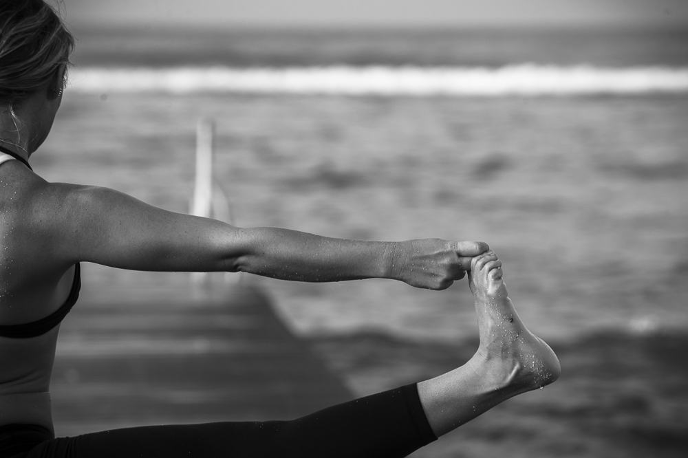 Yoga toe hold # yoga photography