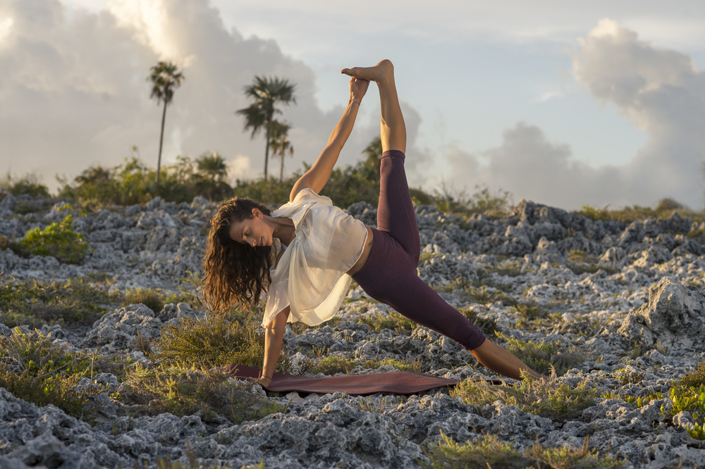 Beautiful yoga photography in Cayman #Yoga