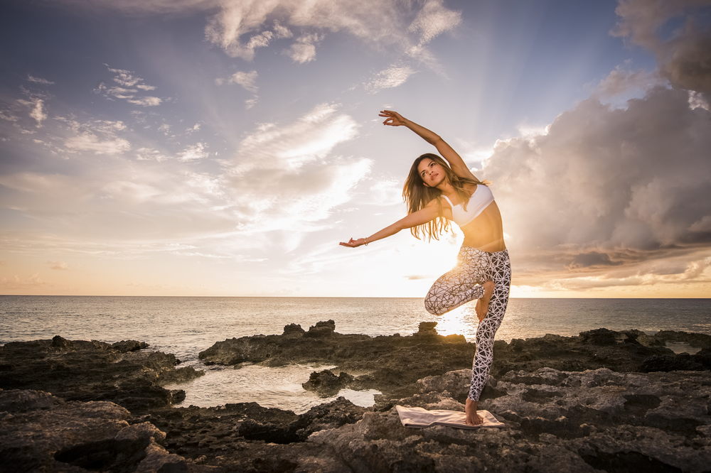 Cayman Islands Yoga Photographer | Lina at Smiths Cove ...