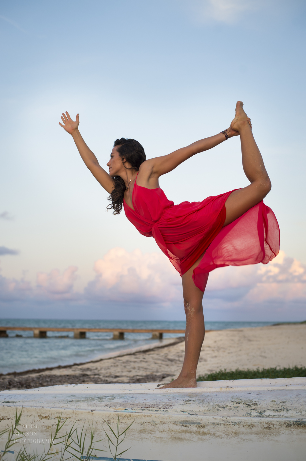 Beautiful yoga and lifestyle photography Cayman