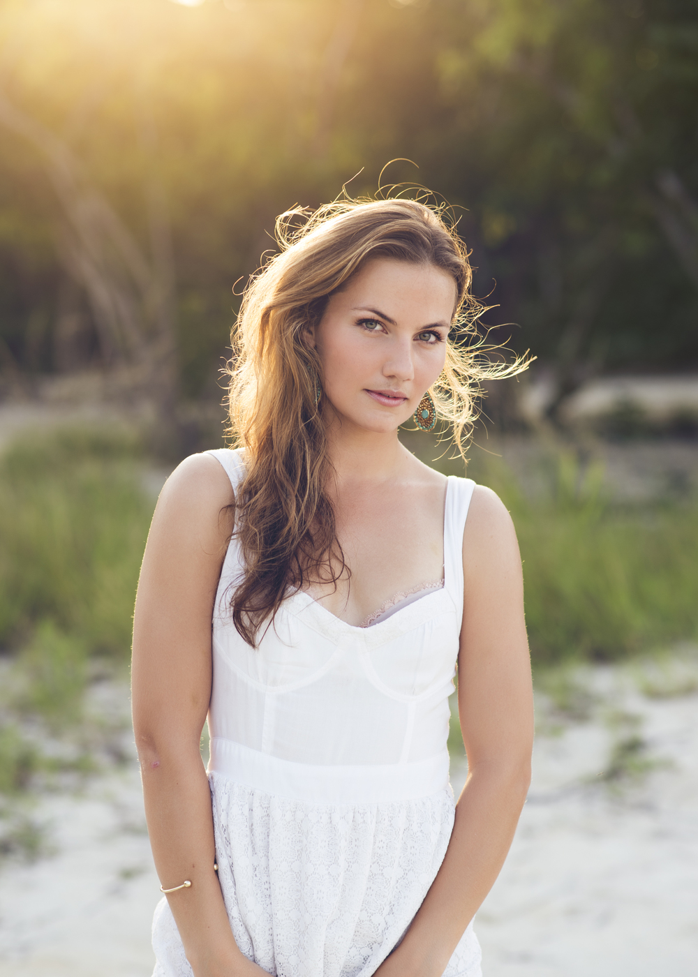 Portrait photography Cayman #beautiful #backlit