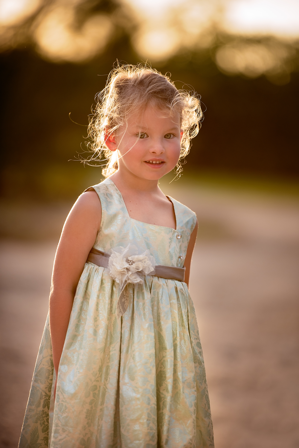 West London child portrait photographer