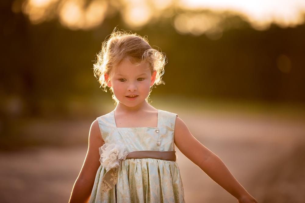 West London child portrait photographer | magical