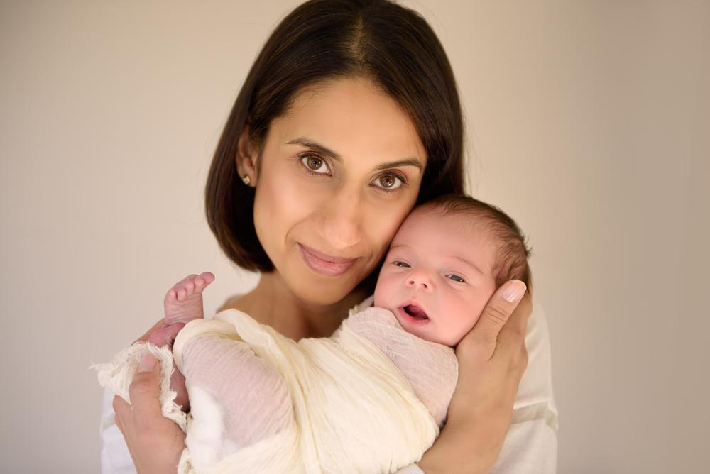 Newborn photographer West London