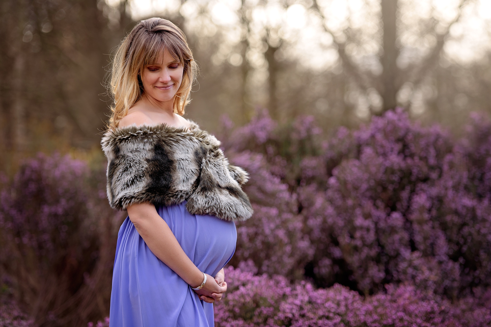 Beautiful London pregnancy photography