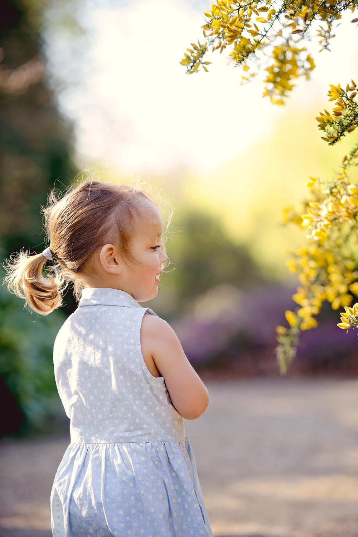 London child photographer | Beautiful children's portraits