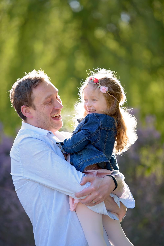 Family portrait photographer, London