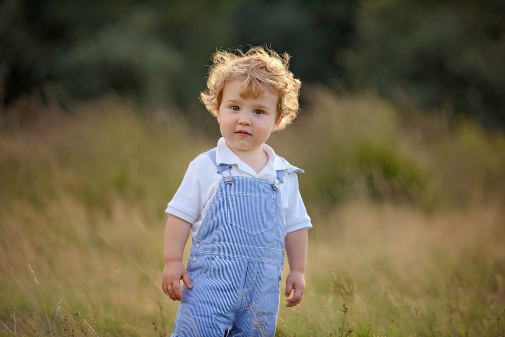 Children's portrait photographer London
