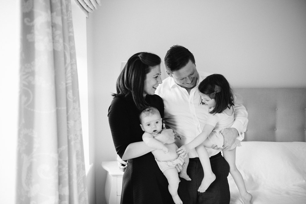 Luxury family photography London