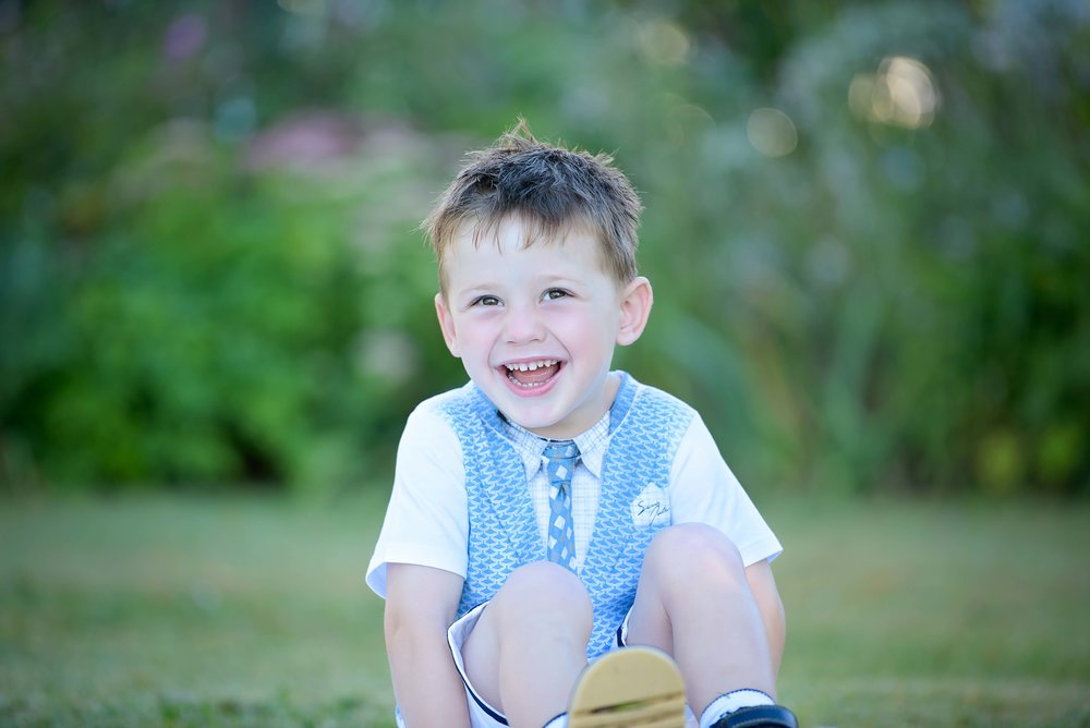 Kids portrait photographer