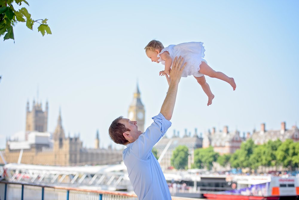 Urban family photography London