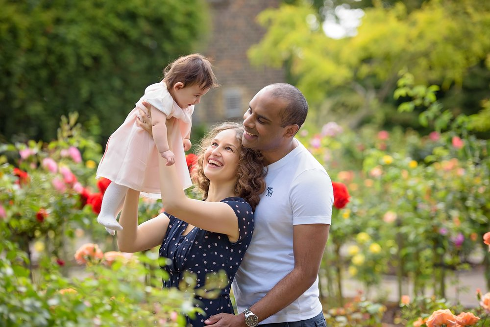 Best family photographer London