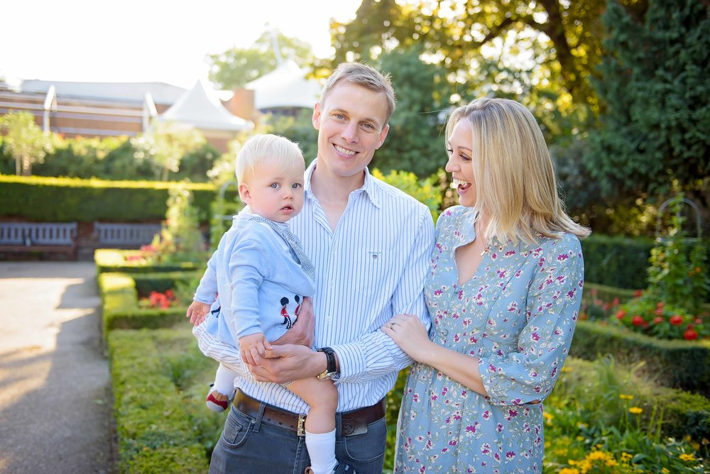 Fulham family photographer SW6