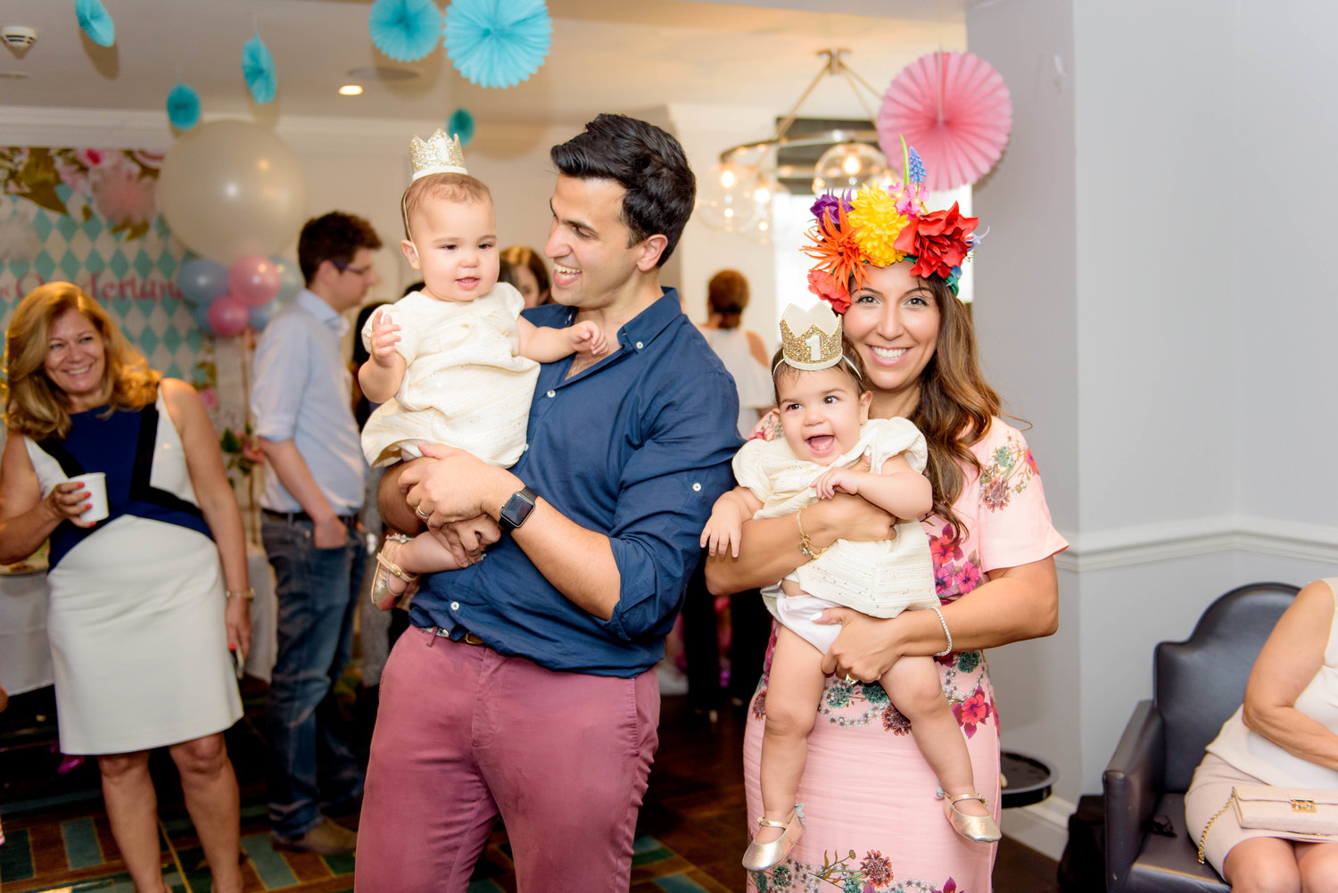 1st Birthday Party Photography Ampersand Hotel South Kensington