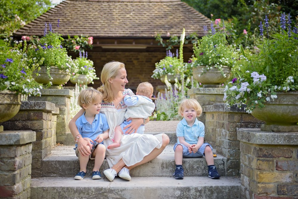 Hurlingham club family photoshoot