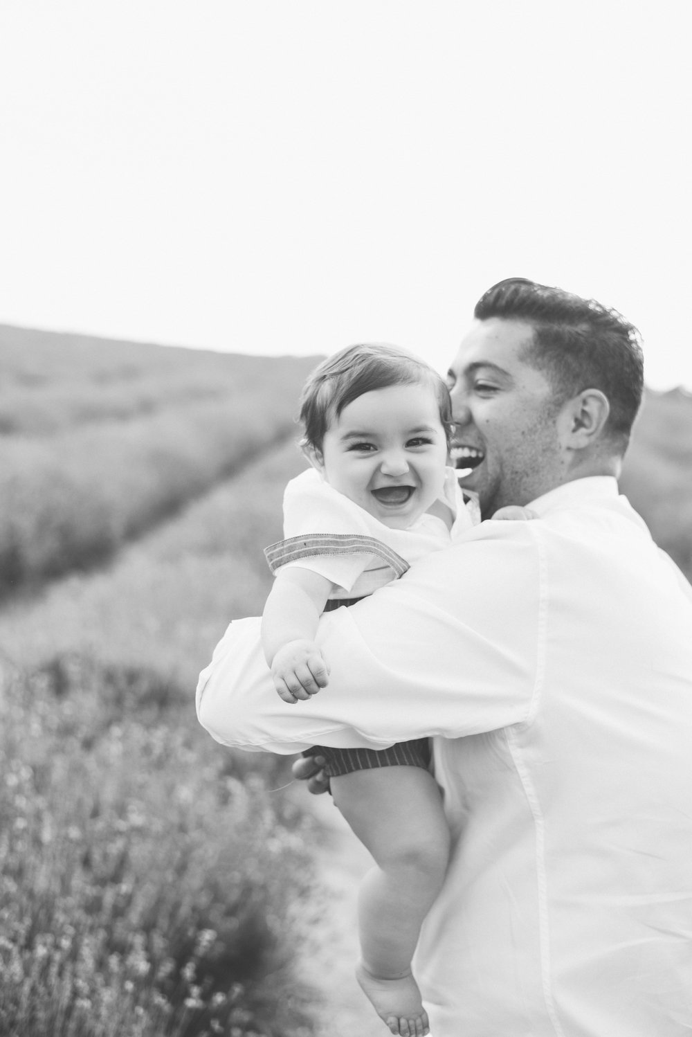 Outdoor professional family photography London