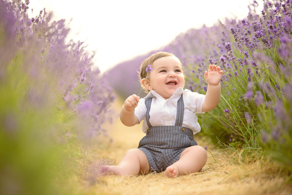 Family photography in lavender London
