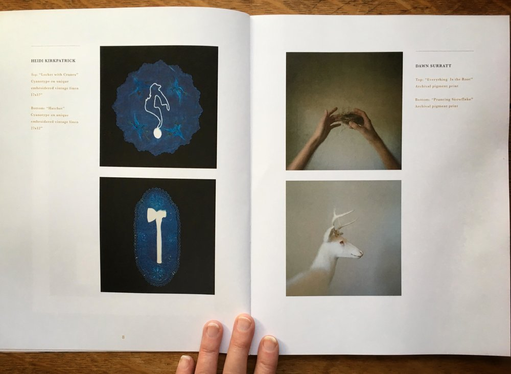 I'm not only completely honored to be published in the new Diffusion 9, but to share pages with my inspiring and kind hearted friend, Heidi Kirkpatrick. You can purchase this edition of Diffusion here:   http://diffusion.bigcartel.com/product/diffusion-ix
