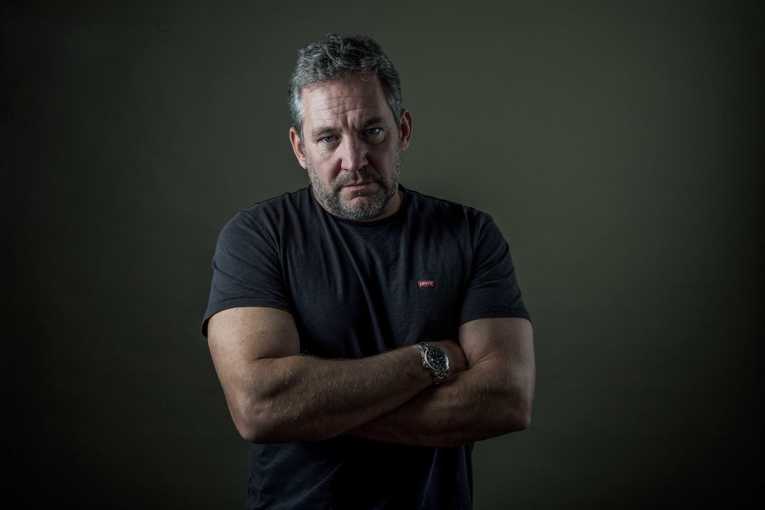 Chris Ryan James Clarke Photographer