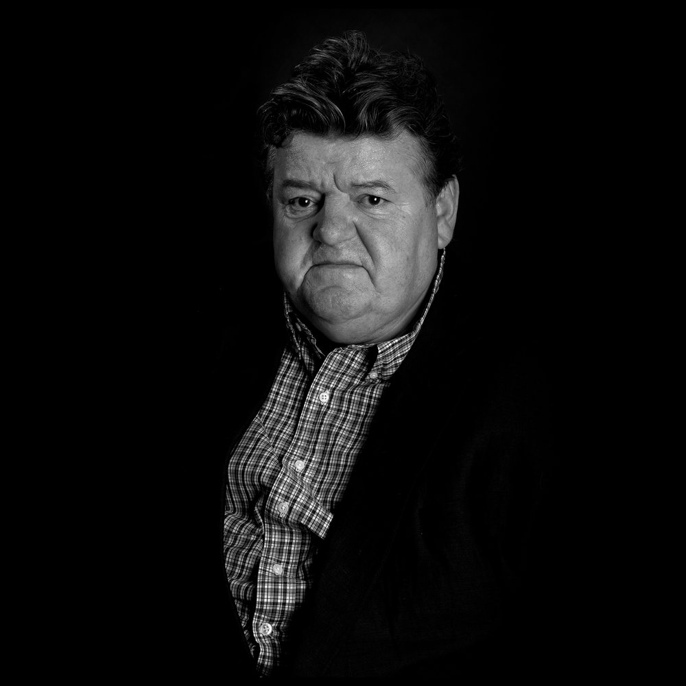 Robbie Coltrane for  The Times