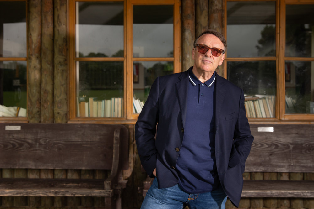 Chris Difford  singer/songwriter and Squeeze front man.