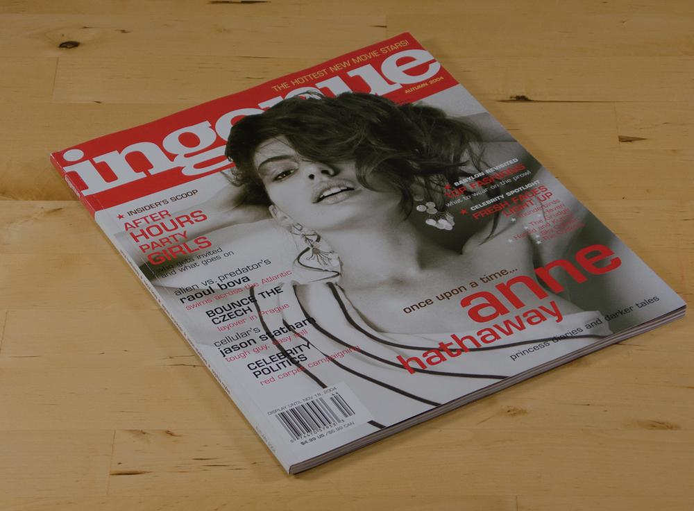 Ingenue Magazine