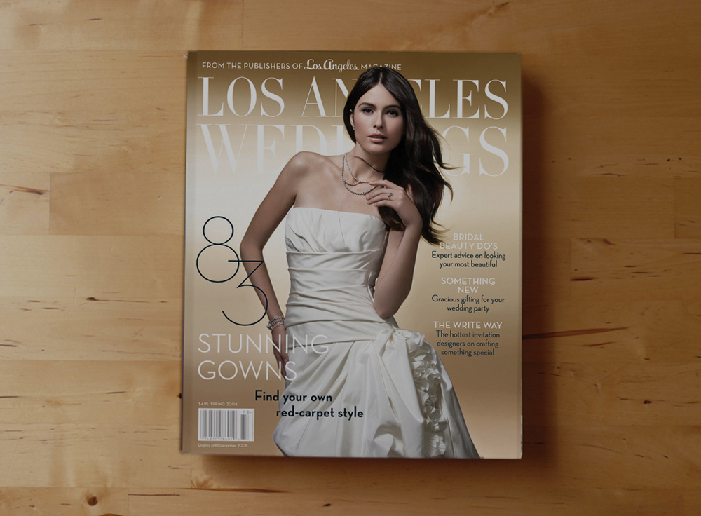 Los Angeles Weddings Magazine