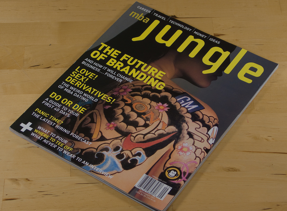 MBA Jungle Magazine